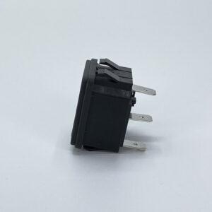 0178-1 connettore iec c14 maschio 10a snap in 1 fusibile