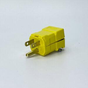 5965-VY connettore usa maschio nema 5-15 15A