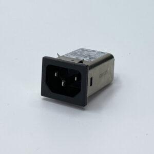 SS1-PB connettore con filtro emi rfi iec c14