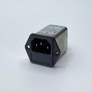 SS3-B-Q(B) connettore con filtro emi rfi iec c14 f fusibile