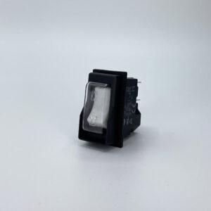 interruttore pulsate sicurezza bianco 120v kjd16f