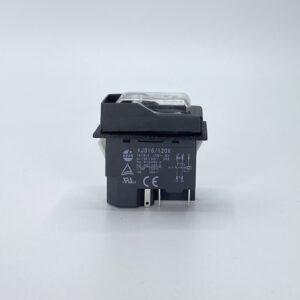 interruttore pulsate sicurezza bianco 120v kjd16ft