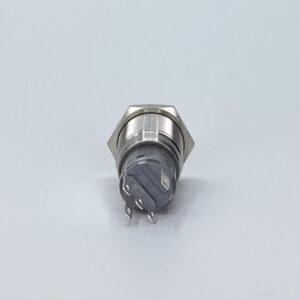 interruttore pulsante antivandalo ip65 av19a