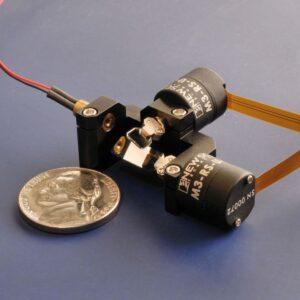 attuatori rotativi 2 assi new scale technologies DK-M3-RS-U-2M